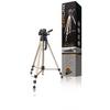 Fényképezőgép / Videokamera Háromlábú Pásztázás és Döntés 156 cm Bronz