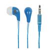Fejhallgató Fülbe Dugható 3.5 mm Kék