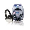 Fejhallgató Teljes Fület Befedő Kialakítás 3.5 mm Ezüst/Fekete