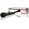 Vezetékes mikrofon 6.35 mm -72 dB Fekete