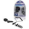 Autós Töltő 1-Kimenet 1.0 A USB Fekete