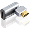 Profigold PROD103 Rotatable High Speed HDMI Adapter with Ethernet