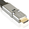 Profigold PROV1312 Swivel High Speed HDMI Cable with Ethernet 2m