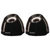 Hangszóró 2.1 USB 3.5 mm 6 W Fekete