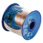 1,5 mm² luidsprekerkabel 30,0 m transparant