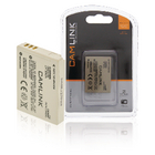 Oplaadbare accu voor digitale camera 3,7 V 790 mAh