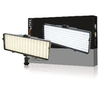 Dimbare video ledlamp 256 LED's