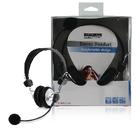 Comfortabele stereo headset