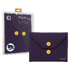 iPad 2/3/4 beschermhoes paars