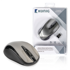 Draadloze desktop-muis met 3 knoppen