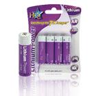 AA lithiumbatterij 1.5 V 4-blister