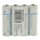 Zink chloride 1.5 V AA batterij 4-folie