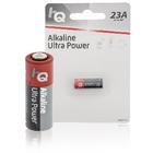 Alkaline 23A-batterij blister 1 stuk