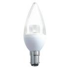 Led-lamppu, kynttil�, b15 3,5 w 250 lm 2700k