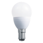 Led-lamppu, minipallo, b15 3,5 w 250 lm 2700k