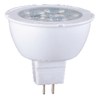 Led-lamppu, mr16, gu5.3 5,5 w 350 lm 2700k