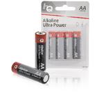 Actie! Alkaline AA-batterij blister 4 stuks