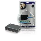 4-poorts HDMI schakelaar