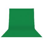 Achtergronddoek groen 3 x 6 m