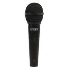 König KN-MIC25 Bedrade Microfoon 6.35 mm -72 dB Zwart image