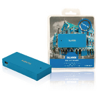 Cardreader USB Curaçao blauw