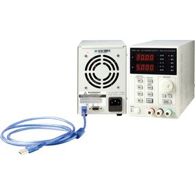 Laboratory Power Supply 1 Ch. 0...30 VDC 5 A, Programmable