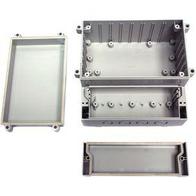 PCB Enclosure DIN rail 281 x 296 x 158 mm ABS