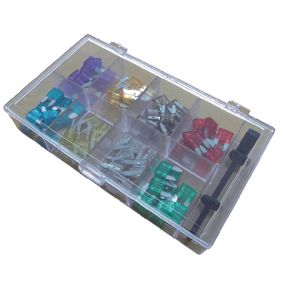 Automotive Fuse Assortment 8 x 10 pcs