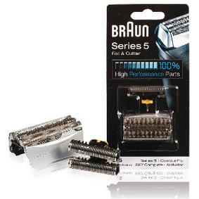 Braun partakoneen puhdistuskasetti