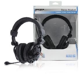 Stereo headset gesloten design