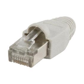 RJ45 CAT 6 netwerkplug (10 stuks)