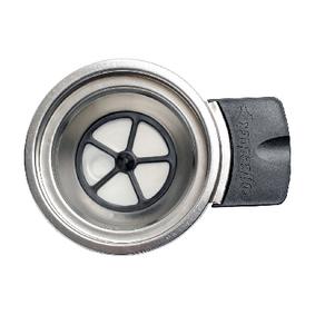 Coffeeduck Senseo Machines Silver/Black