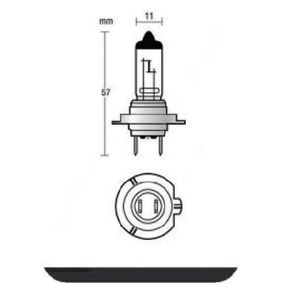 Headlight H7 55w