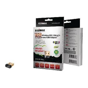 n150 Wireless 11n nano USB Adapter