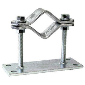 Satellite Mast Clamp 50-76 mm