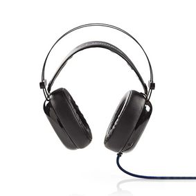 Gaming Headset   Over-ear   Ultra Bass   LED Light   3.5 mm & USB Connectors
