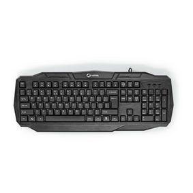 Wired Gaming Keyboard | USB 2.0 | US International Layout | Black