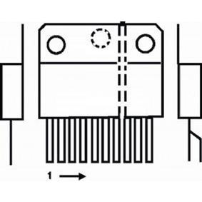 lm1875t - ЭЛЕКТРОННЫЕ СХЕМЫ, Микросхема lm1875t - Интегральные, LM1875T - База электронных компонентов...