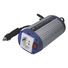 Power Inverter Modified Sine Wave 12 VDC - AC 230 V 150 W F (CEE 7/3) / USB