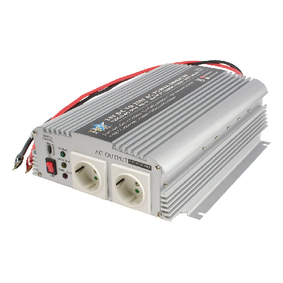 Power Inverter Modified Sine Wave 24 VDC - AC 230 V 1000 W French