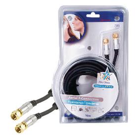 Hoge kwaliteit coax kabel 10,0 m