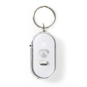Whistle Key Finder | Sound: 61 dB | With flash light | Battery Powered | LR41 | 2x LR41 | Batteries