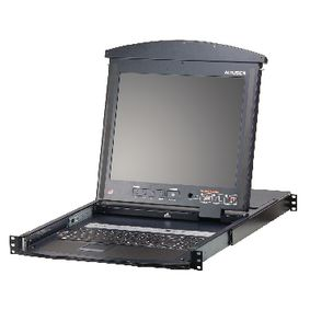 8-Port KVM Switch LCD 19