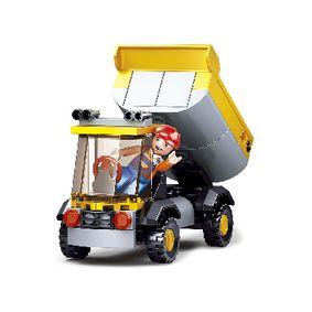 Building Blocks Town Serie Small Dump Truck