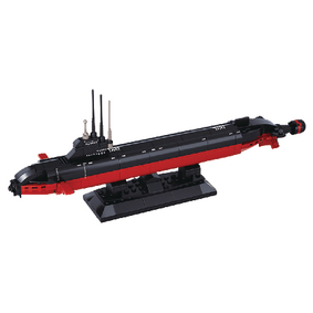 Building Blocks Aircraft Carrier Serie Nuclear Submarine