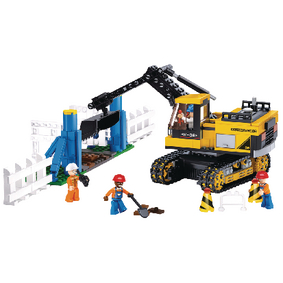 Building Blocks Town Serie Excavator