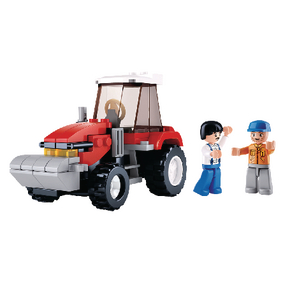Building Blocks Town Serie Tractor