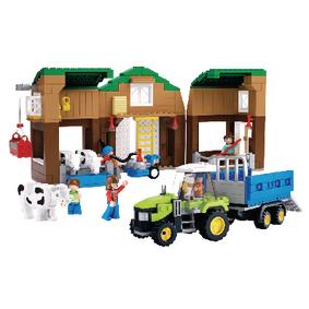 Building Blocks Town Serie Farm