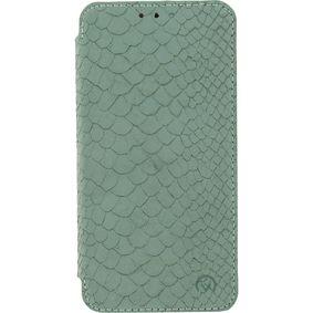 Smartphone Slim Gelly Booklet Samsung Galaxy J5 2016 Groen