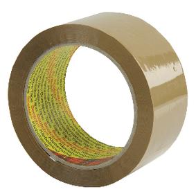 Tape 50 mm Brown